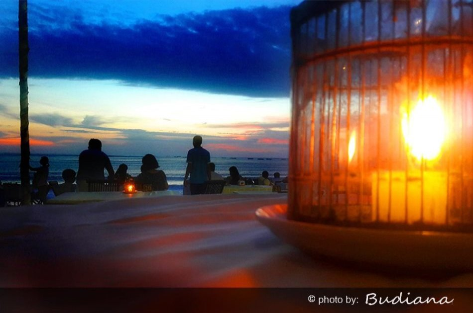 Private Candle Light Romantic Dinner in Jimbaran Bay