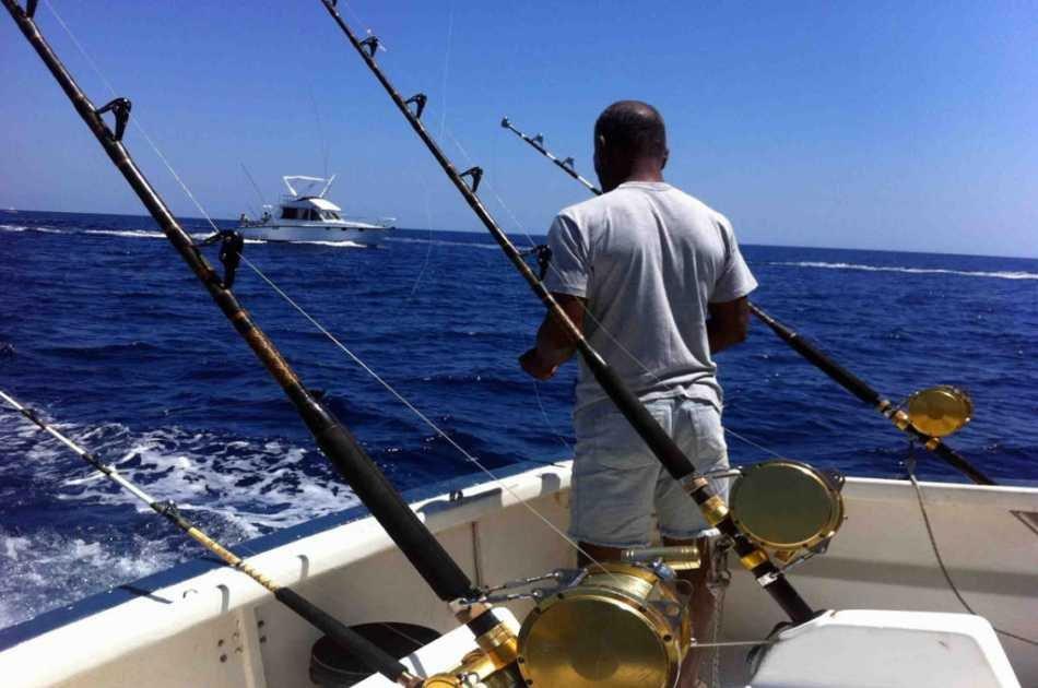 Private Charter Half Day Trawling Fishing and Snorkelling Trip in Serangan Island