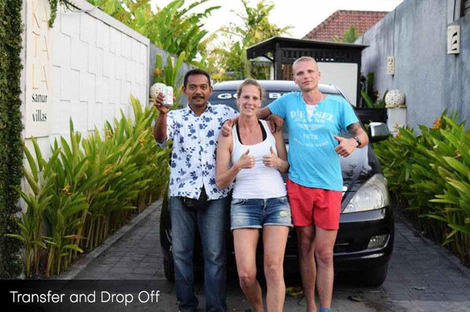 Private Departure Transfer From Canggu to Ngurah Rai Bali Airport