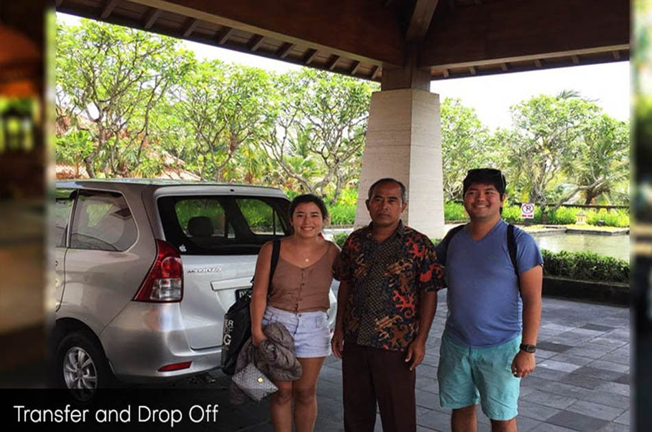 Private Departure Transfer From Ubud to Ngurah Rai Bali Airport