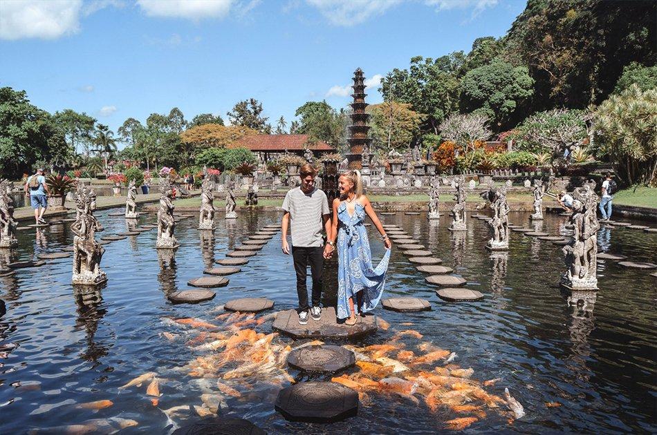 Private Full Day Tour of Lempuyang temple, Tirta Gangga & Virgin Beach