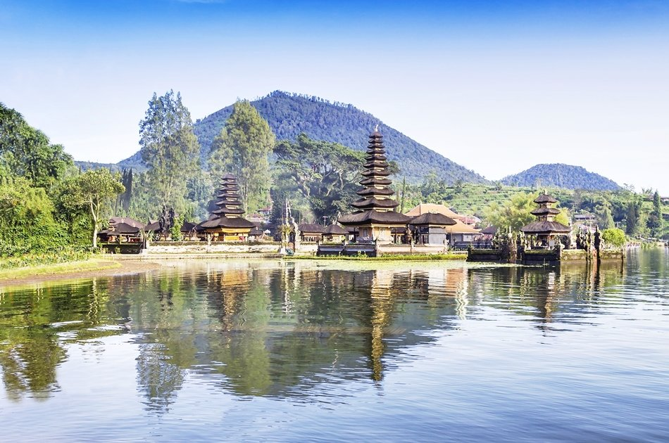 Private Tour of Bali's Water Temples With Lunch