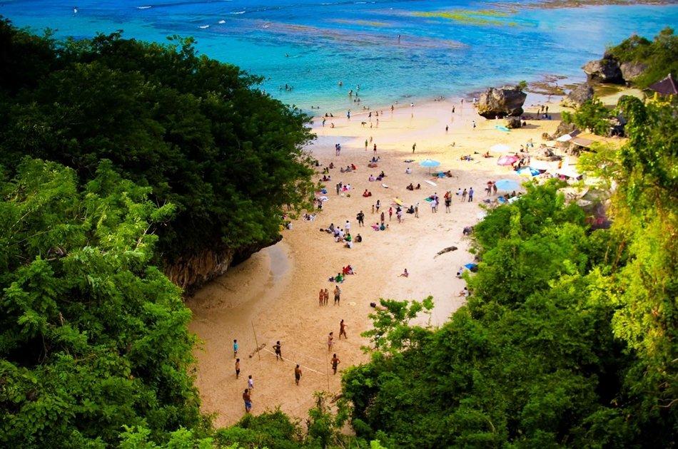 Private Tour to South Bali Beaches & Uluwatu Temple