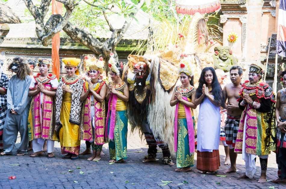 Private Ubud Art & Culture Tour