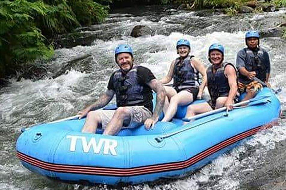 River Adventure In Bali