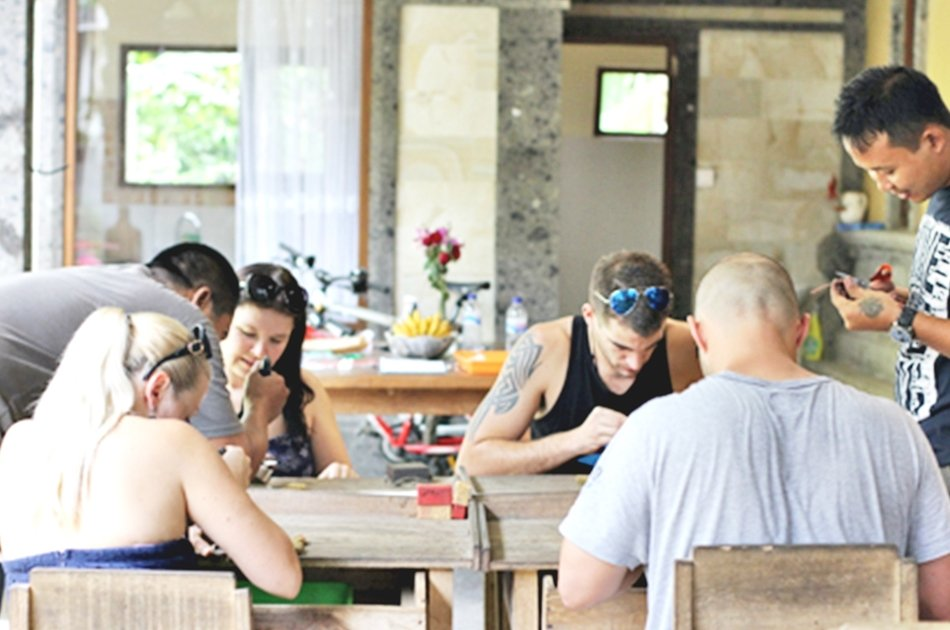 Silver Workshop Bali - Create Your Own Art