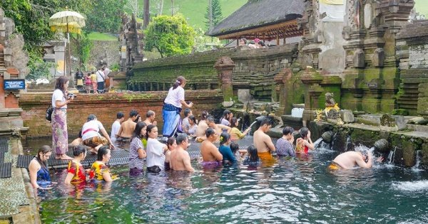 Soul Purification Journey to Tirta Empul Temple