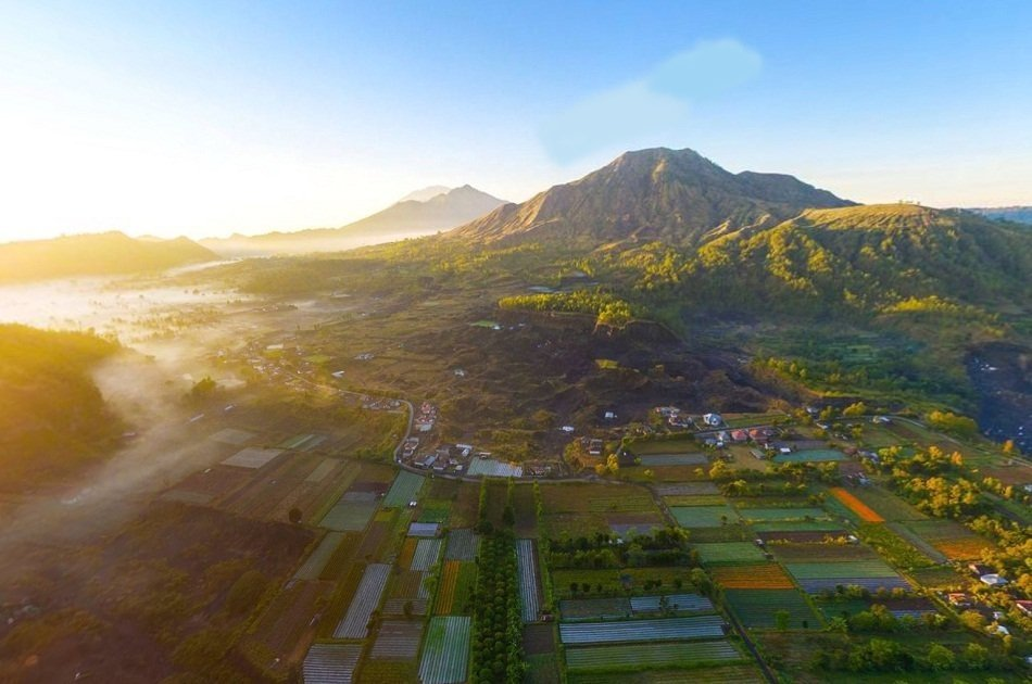 The Spectacular Sunrise at Pinggan Village Private Tour