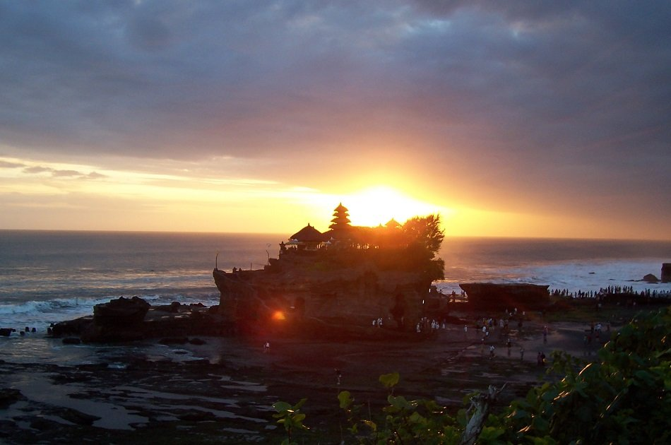 The Spectacular Tanah Lot Sunset View Private Tour- Bali