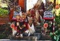 Ubud Village Tour and Barong Dance Performance
