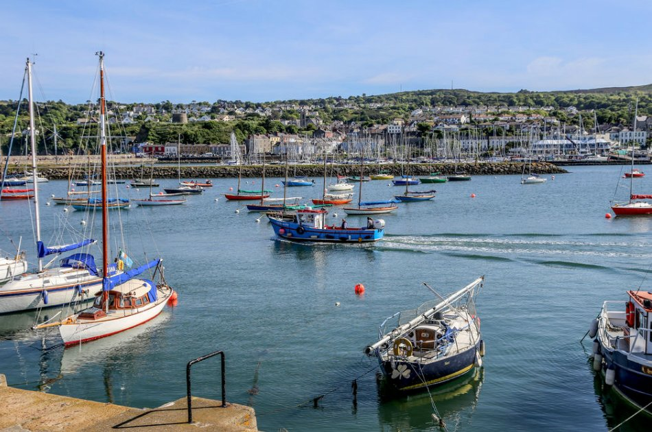 Dublin: City Excursion and Howth Tour