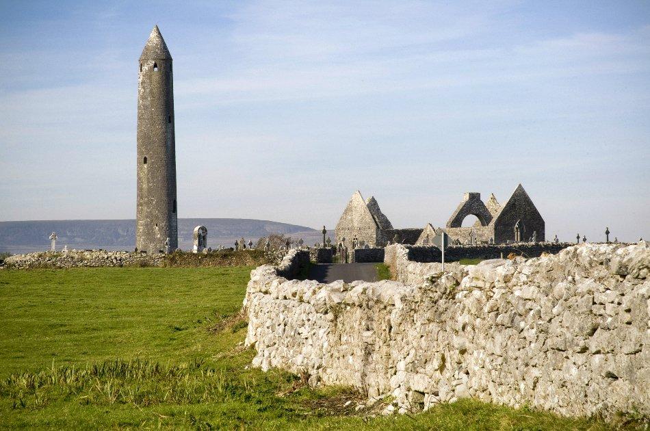Dublin Shore Excursion - Glendalough and City Centre