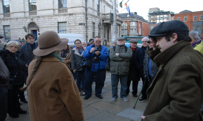 1916 Rise of the Rebels Historical Bus Tour