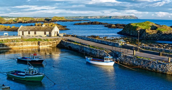 7 Days Northern Ireland Castles Coastline and Culture Tour