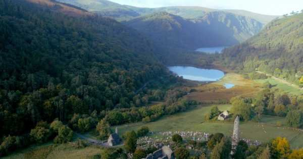 Glendalough, Kilkenny and Wicklow Mountains tour from Dublin