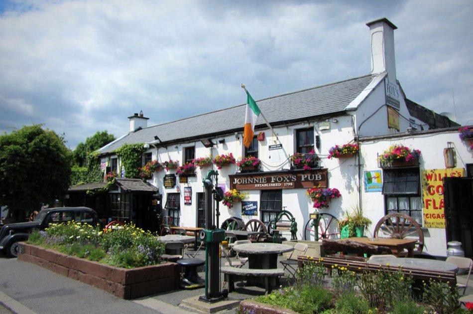 Private Day Tour of Wicklow - Glendalough