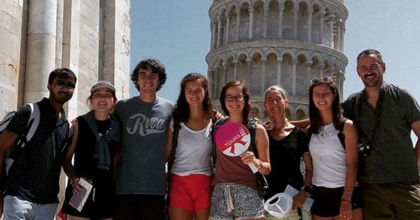 2 Hour Morning Pisa Walking Tour Off The Beaten Path