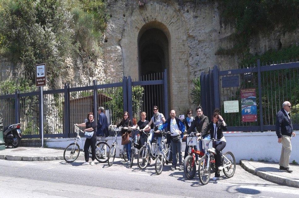 4 Hour Pausilypon E-Bike Guided Cycling Tour