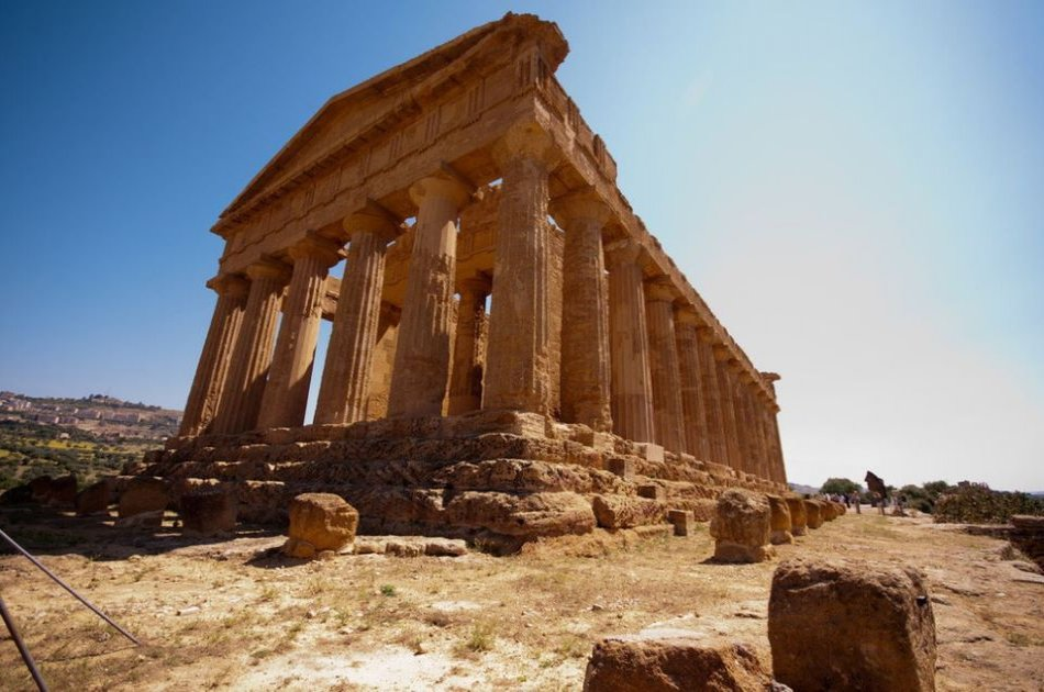 5 Day Short Tour of Sicily from Palermo
