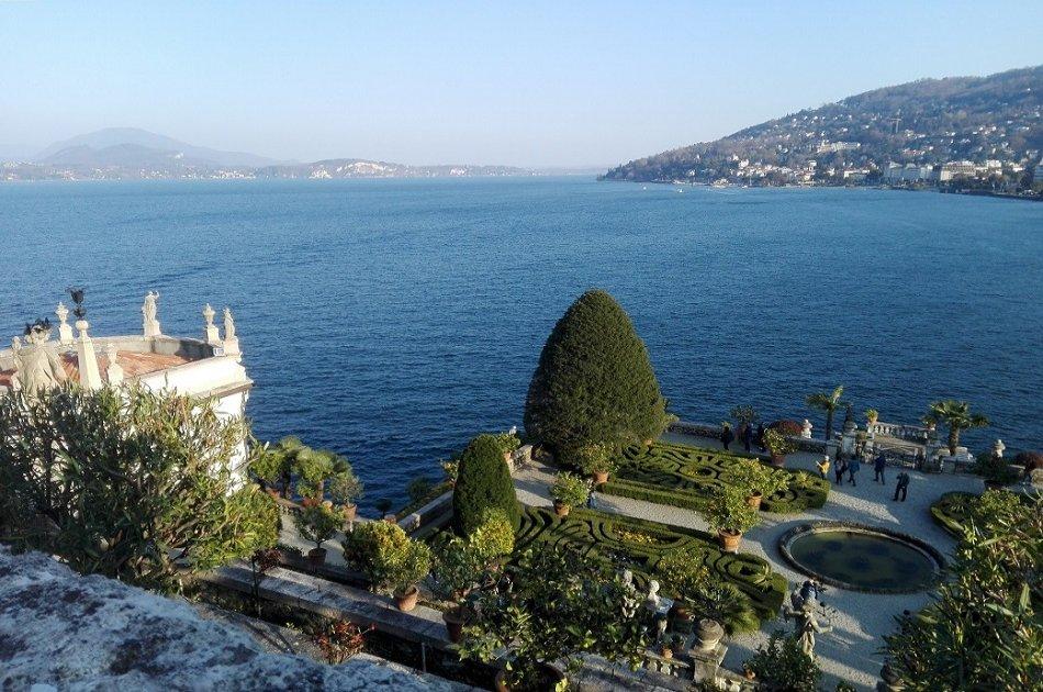 A Private Tour of the Wonderful Borromeo Islands From Stresa