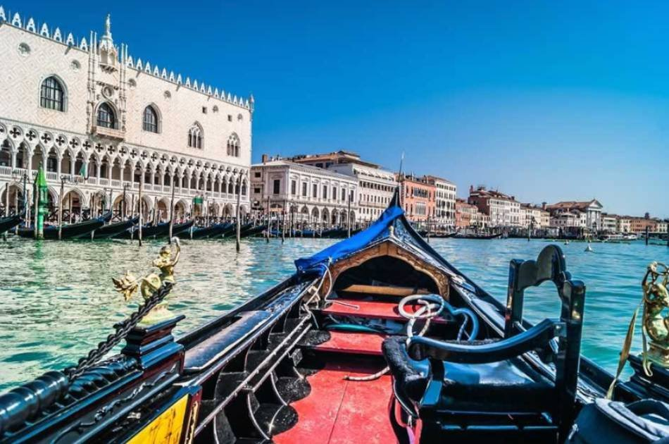 Afternoon Doge's Palace and Gondola Group Tour – Skip the Line
