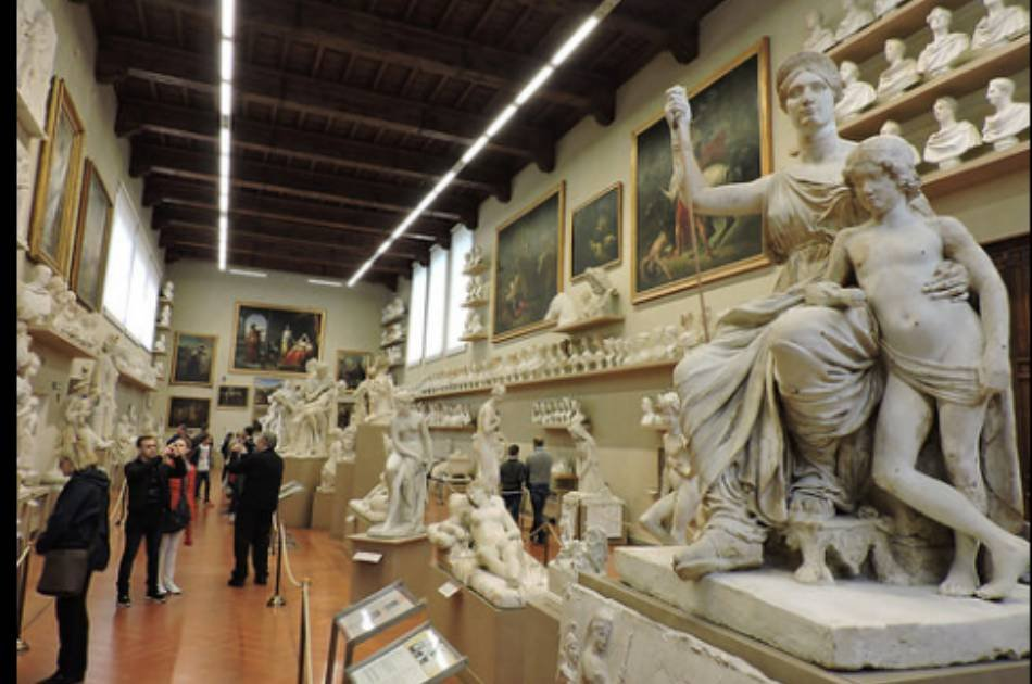 All Florence - Accademia and Uffizi Galleries With Lunch - Afternoon Tour