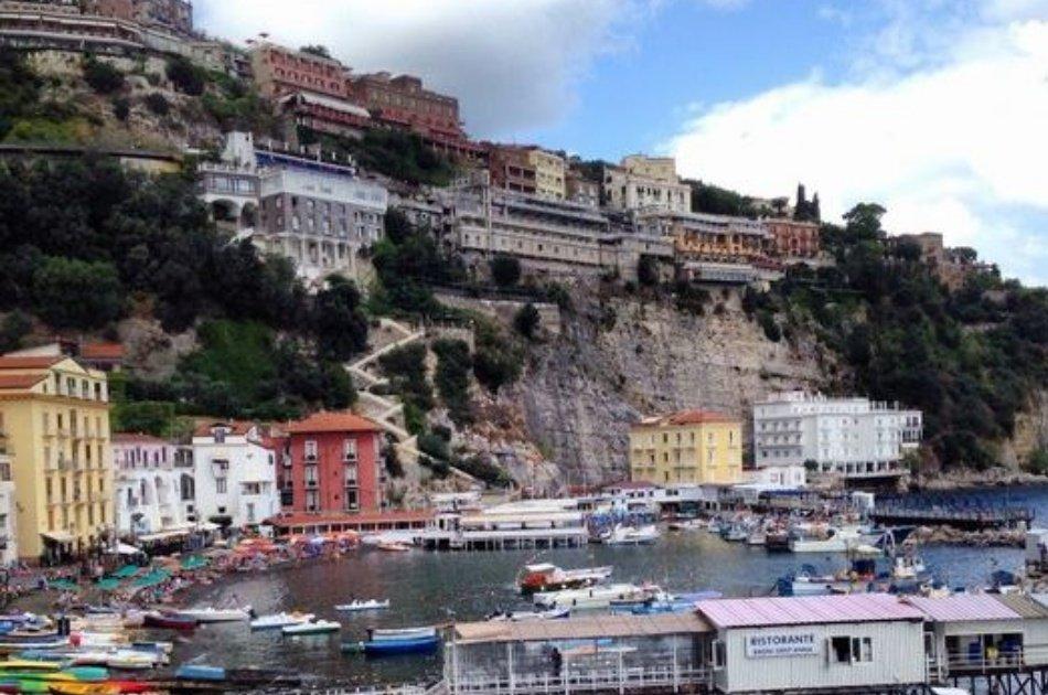 Amalfi Coast Extraordinary Small Group Day Tour
