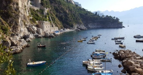 Amalfi Coast Extraordinary Small Group Day Tour
