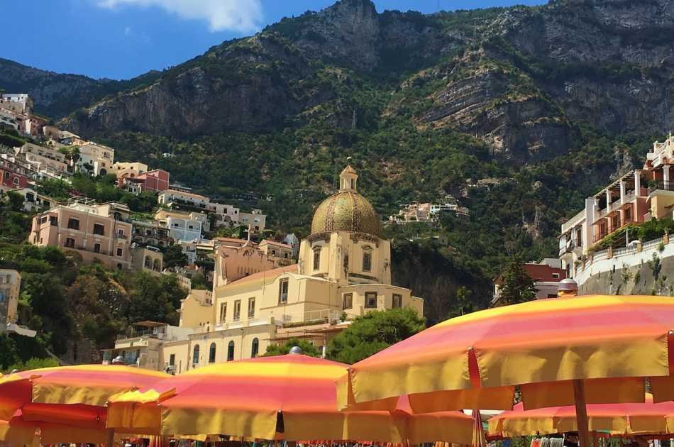 Amalfi Coast Private Tour From Naples