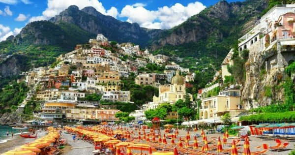 Amalfi Coast Semi-private Tour