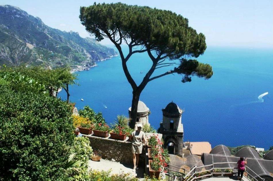 Amalfi Coast Semi-private Tour