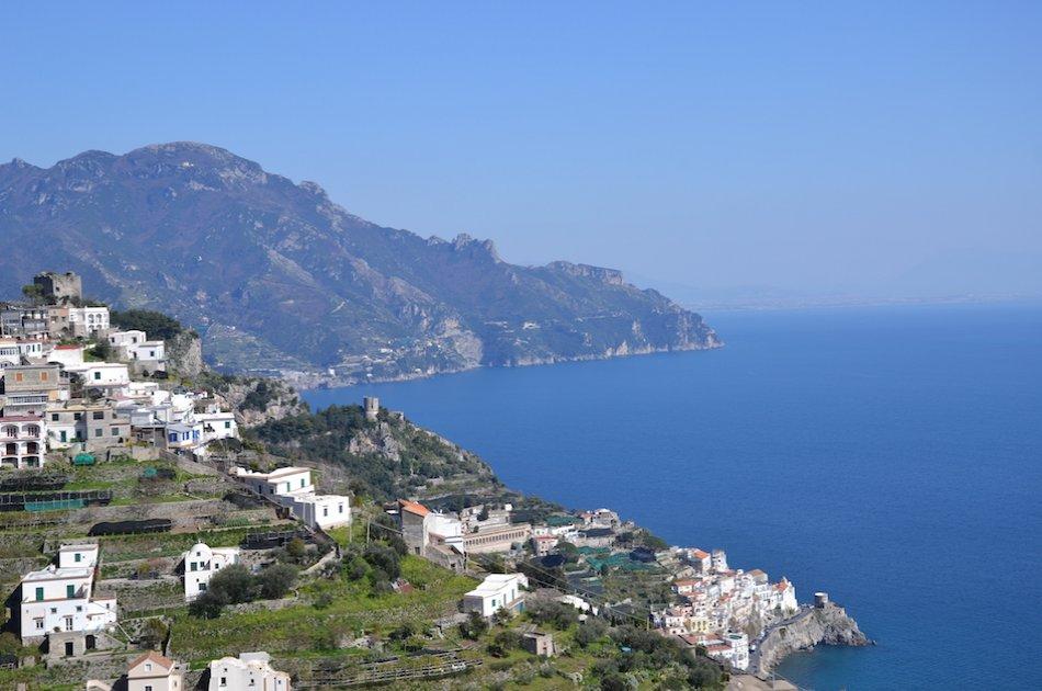 Amalfi Private Coastal Tour from Sorrento