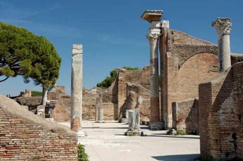 Ancient Ostia Private Treasure Hunt