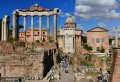 Ancient Rome Group Tour: Colosseum, Roman Forum & Palatine Hill With Pick-up Afternoon Tour