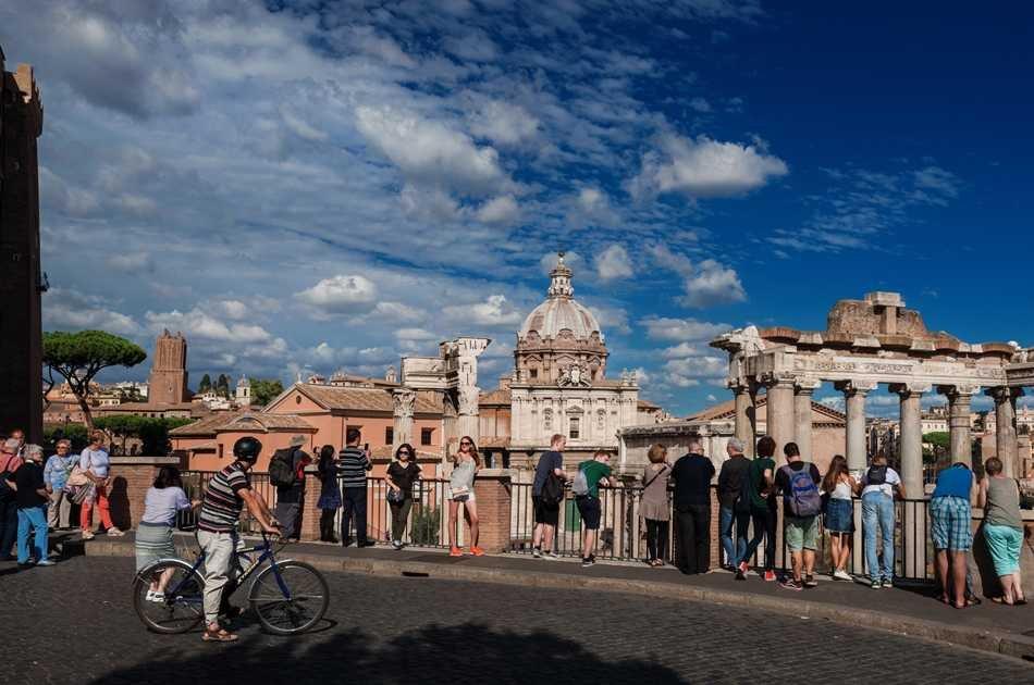 Ancient Rome Tour: Colosseum, Roman Forum & Palatine Hill Afternoon Tour