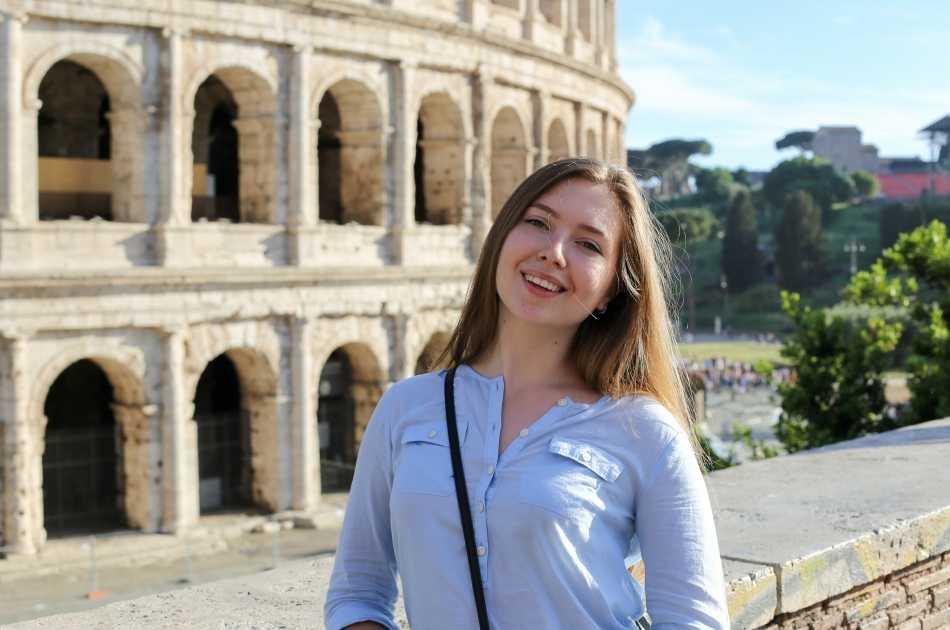 Ancient Rome Tour: Colosseum, Roman Forum & Palatine Hill Morning Tour