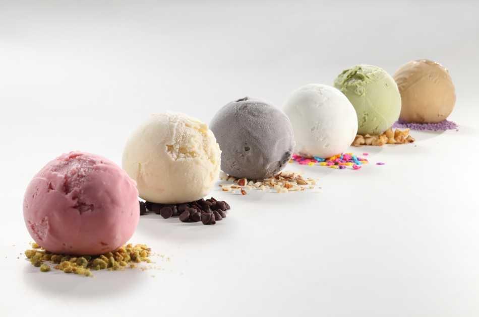 Artisanal Ice Cream Workshop in Venice