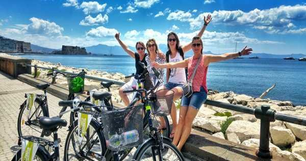 Bike Tour-Highlights of Naples