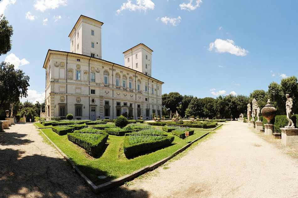 Borghese Gardens & Gallery With Hotel Pick Up