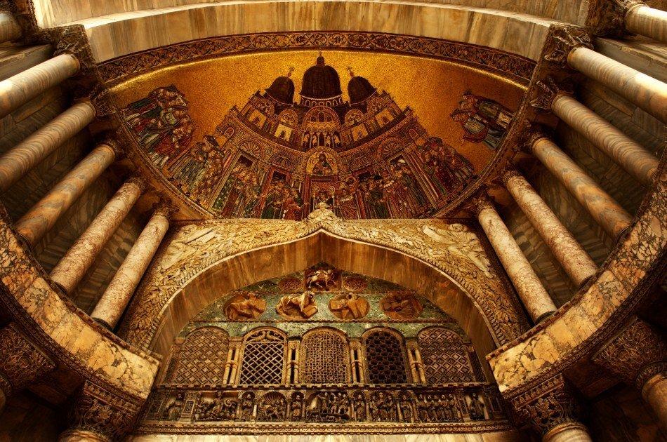 Byzantine Venice Walking Tour & Skip the Line at St. Mark's Basilica