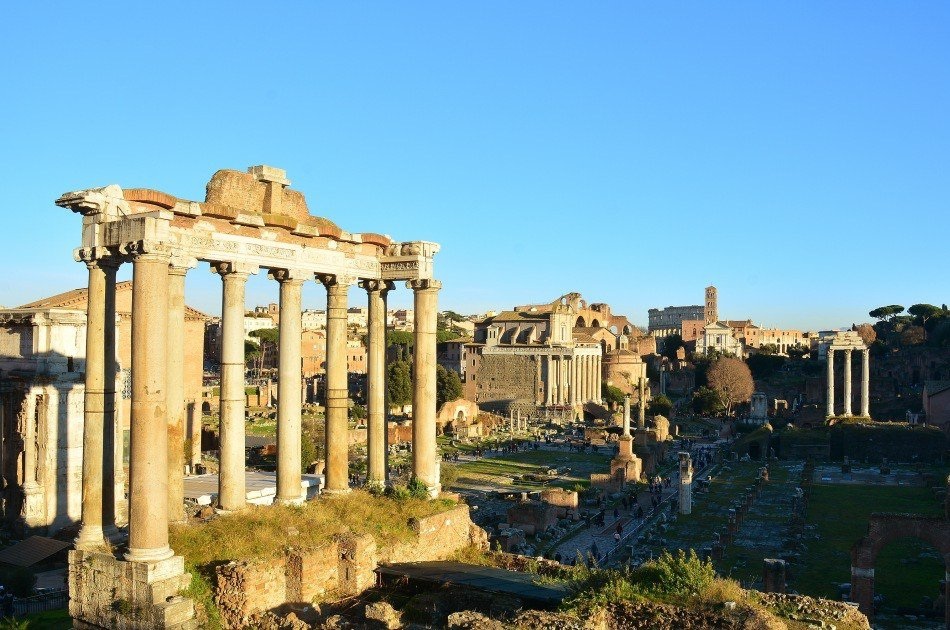 Colosseum and Ancient Rome Private Tour Just For Kids