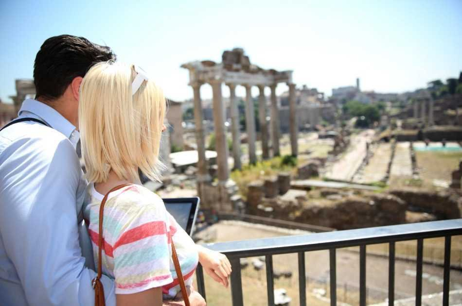 Colosseum Group Tour With Special Gladiator's Gate
