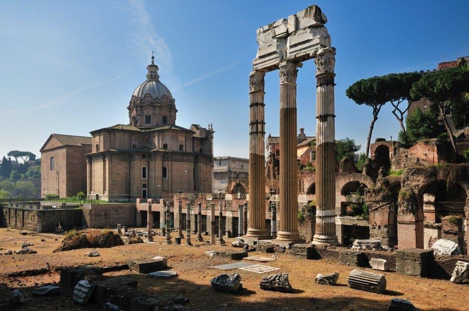Colosseum, Roman Forum & Palatine Hill Semi Private Tour