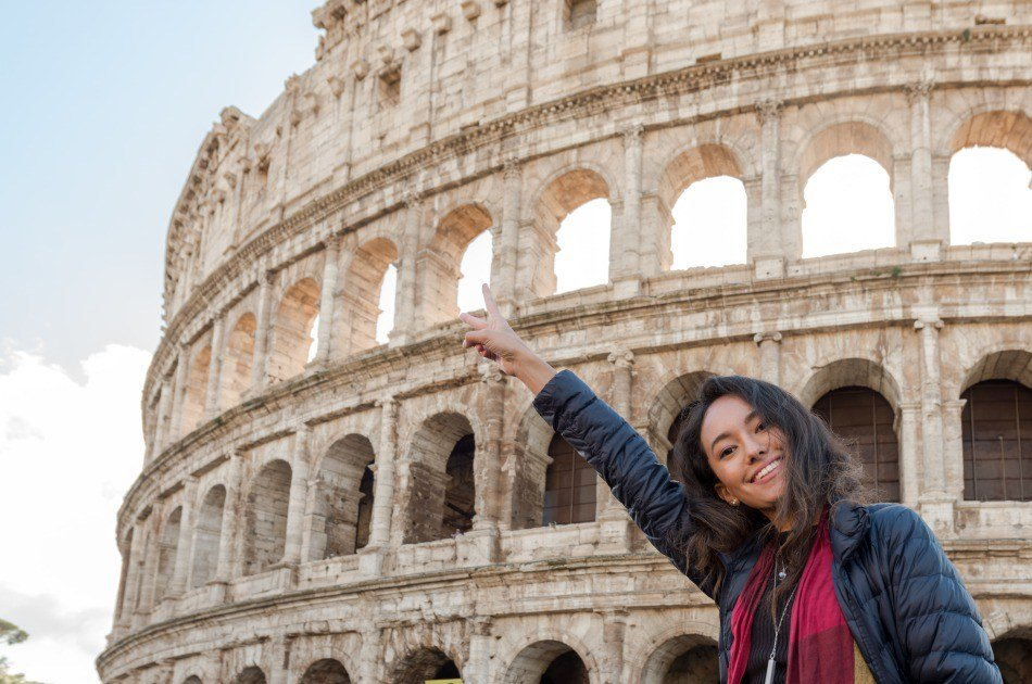 Colosseum Semi Private Tour
