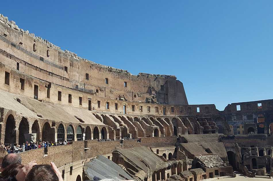 Combo Saver Rome in One Day Vatican and Colosseum
