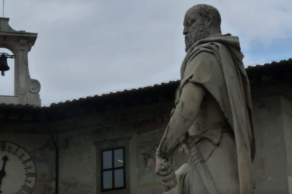 Discover Pisa