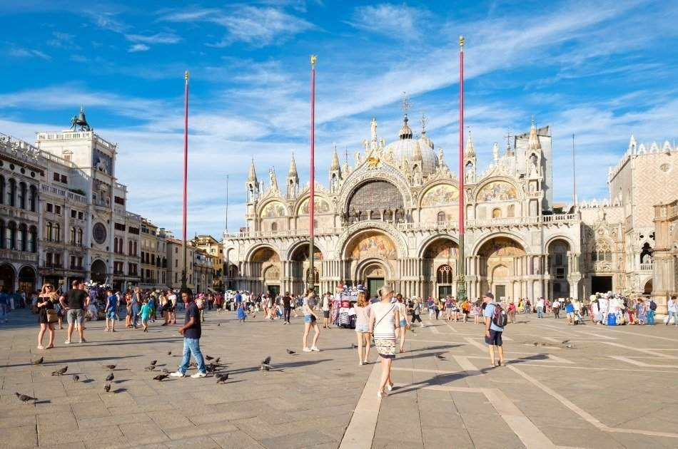 Discover Venice and St. Mark's Basilica