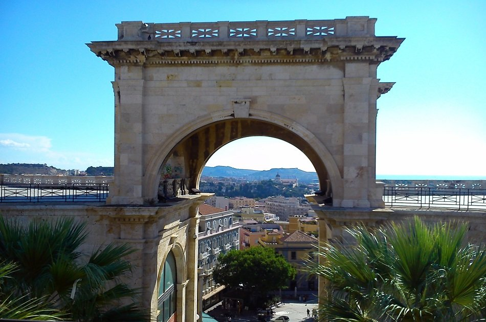 Discovering Cagliari on a Private 4 Hour Tour