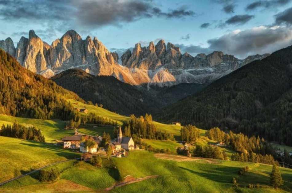 Dolomites mountains Full-day Trip from Lake Garda