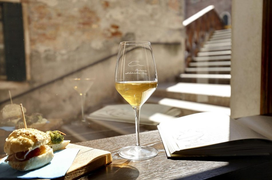 Enjoy a Wine Tasting Experience in Venice